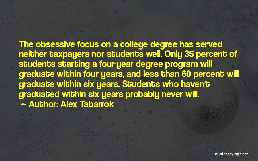 Alex Tabarrok Quotes 440167