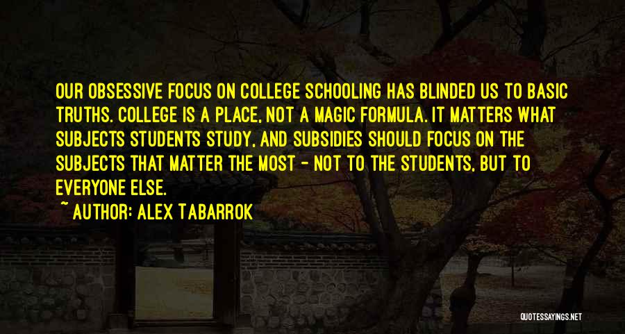 Alex Tabarrok Quotes 470815