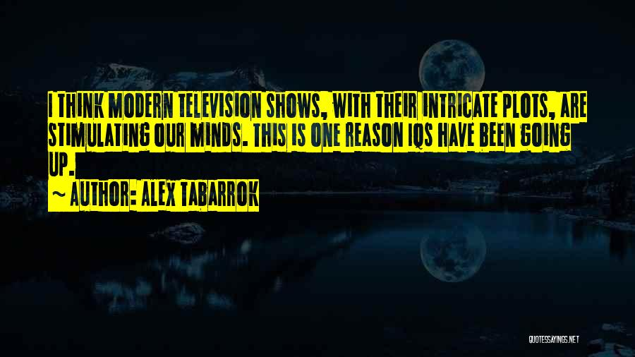 Alex Tabarrok Quotes 569725