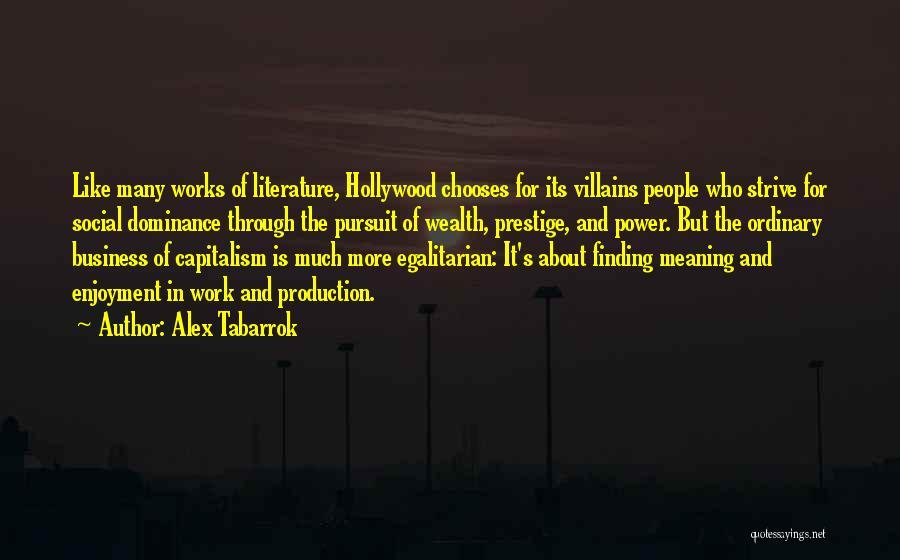 Alex Tabarrok Quotes 941367