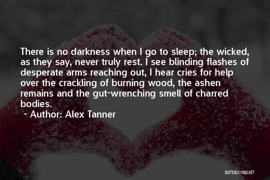Alex Tanner Quotes 2234742