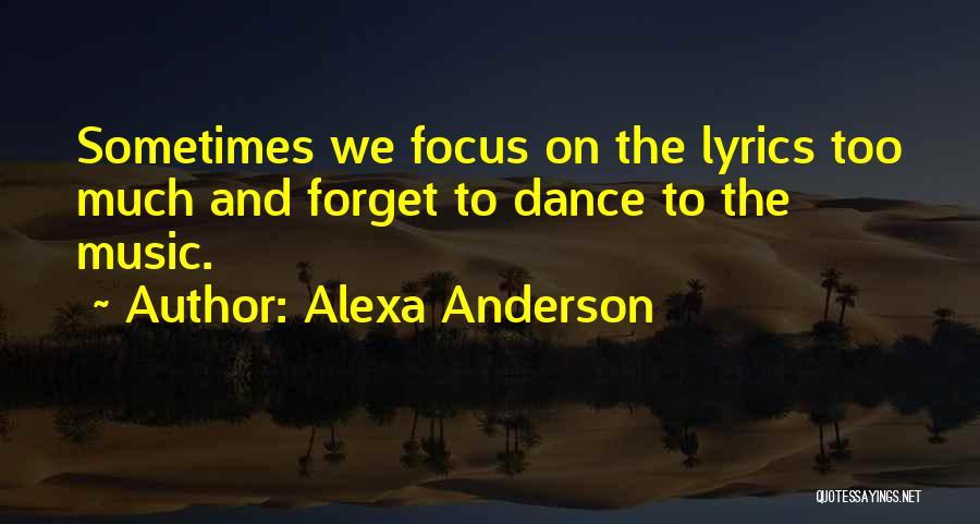 Alexa Anderson Quotes 1653005