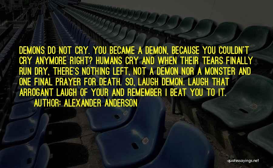 Alexander Anderson Quotes 122748