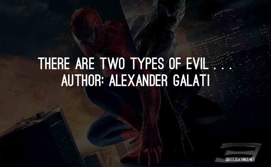 Alexander Galati Quotes 1466845