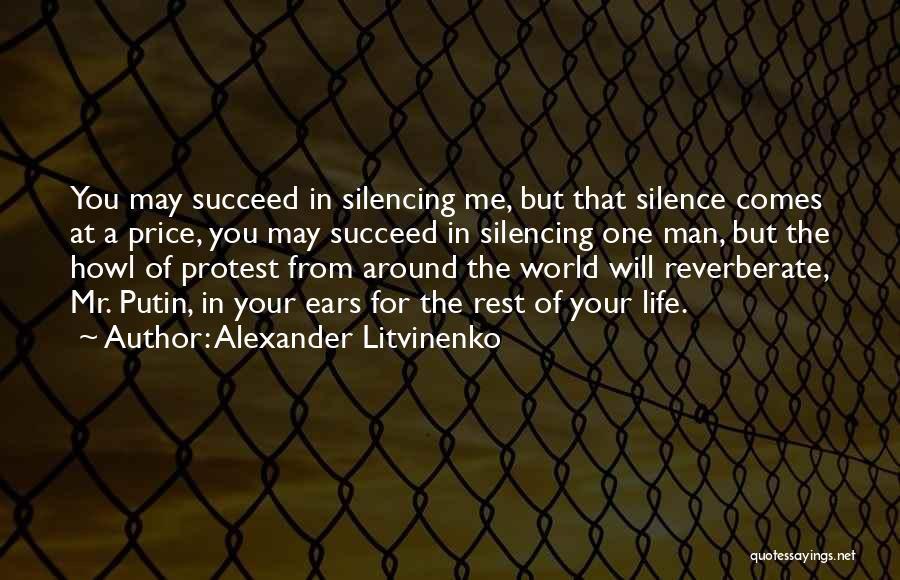 Alexander Litvinenko Quotes 1648908
