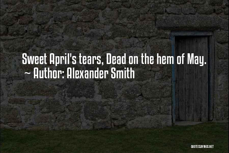 Alexander Smith Quotes 100817