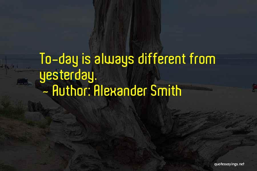 Alexander Smith Quotes 1068234