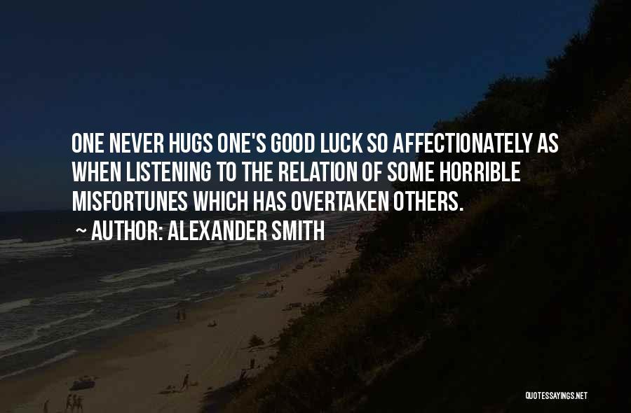 Alexander Smith Quotes 1314035