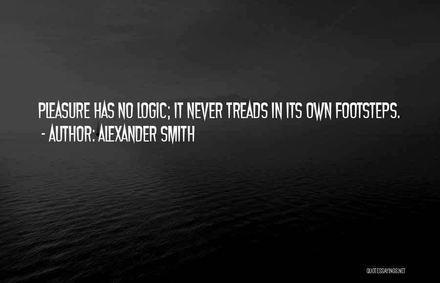 Alexander Smith Quotes 135531