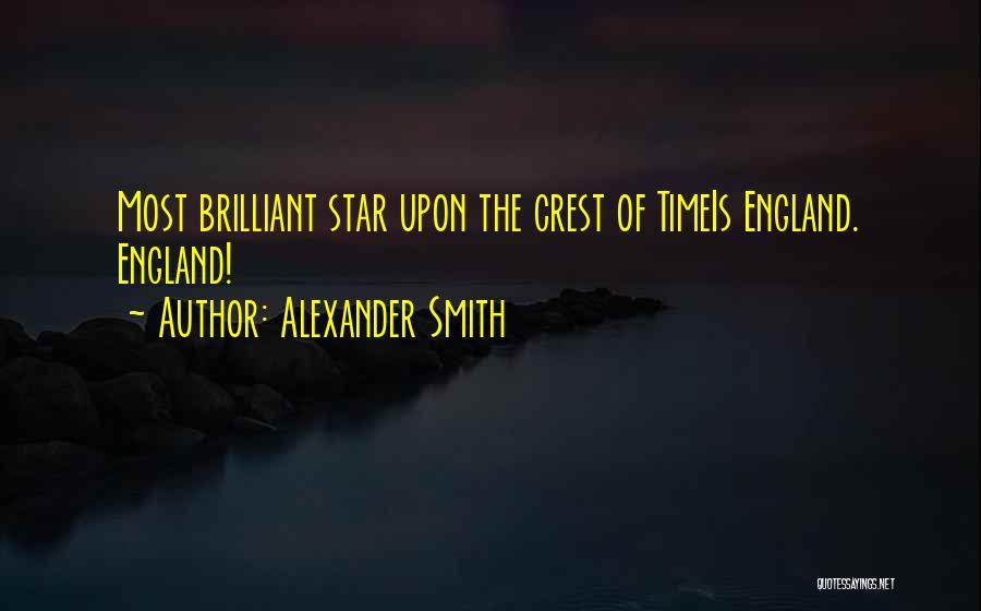Alexander Smith Quotes 1436072