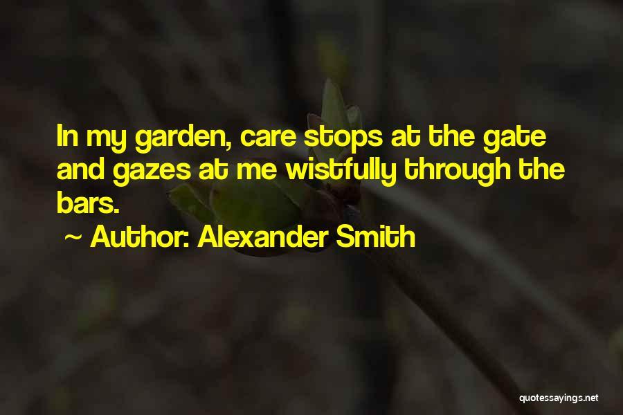 Alexander Smith Quotes 1498608