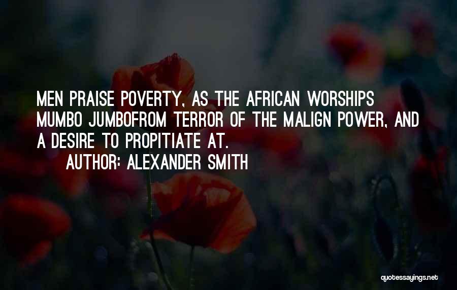Alexander Smith Quotes 1499201
