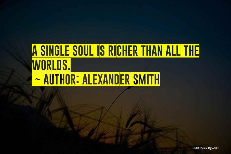 Alexander Smith Quotes 1810732