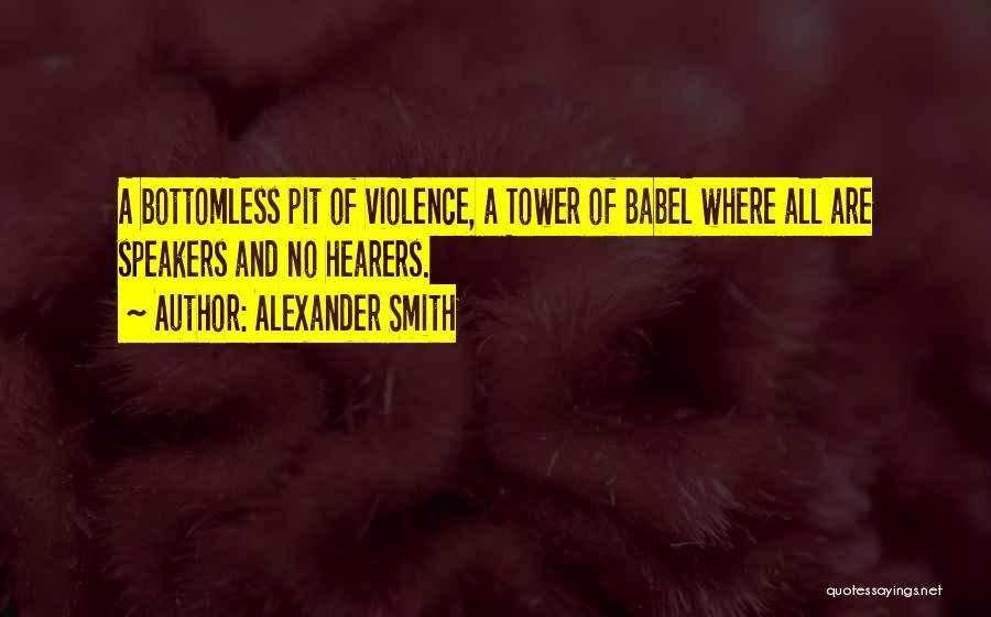 Alexander Smith Quotes 233904