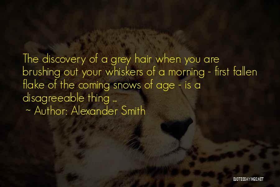 Alexander Smith Quotes 333590