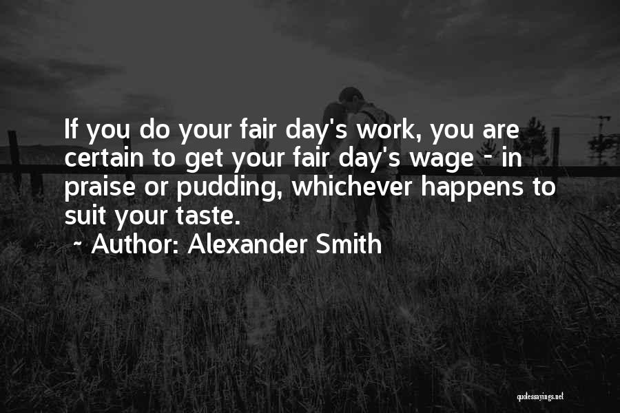 Alexander Smith Quotes 469353