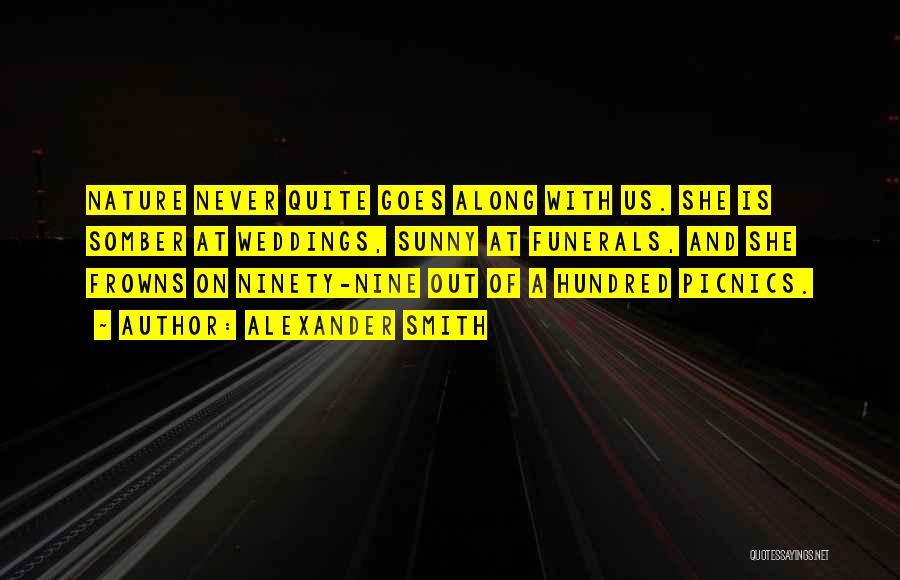 Alexander Smith Quotes 531006