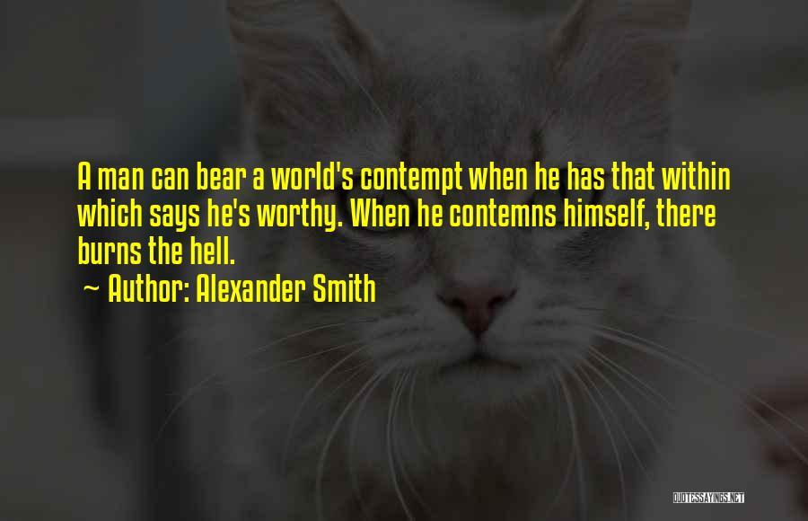 Alexander Smith Quotes 541610