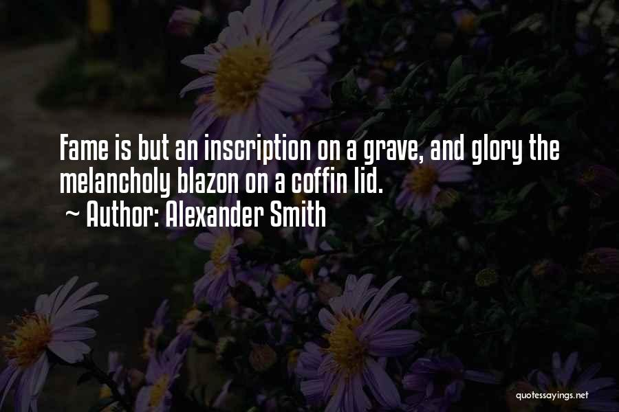 Alexander Smith Quotes 551551