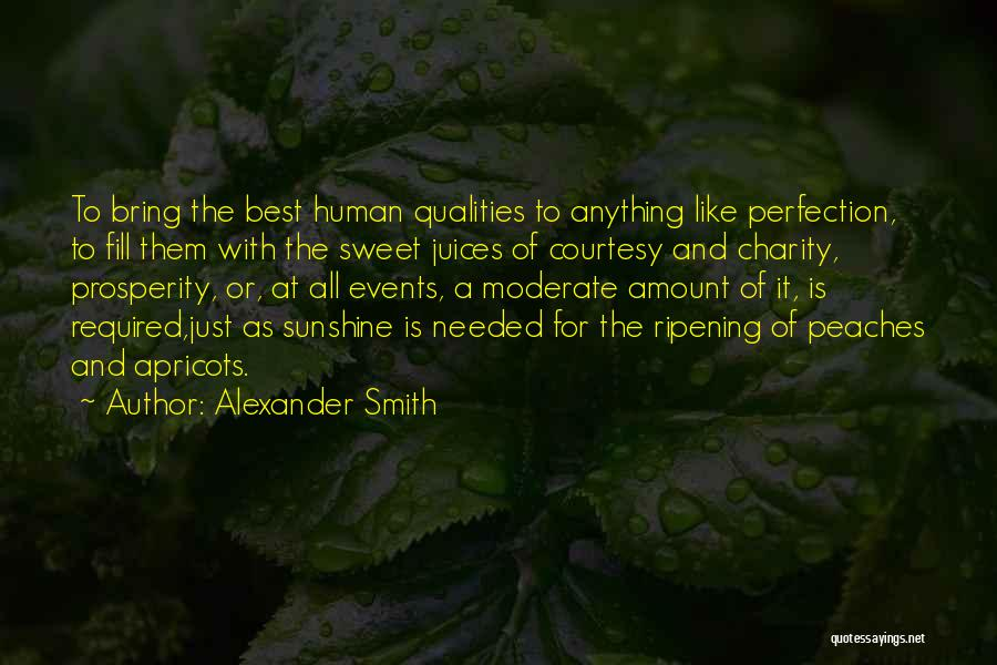 Alexander Smith Quotes 84876