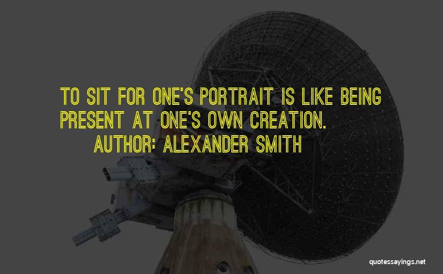 Alexander Smith Quotes 91960