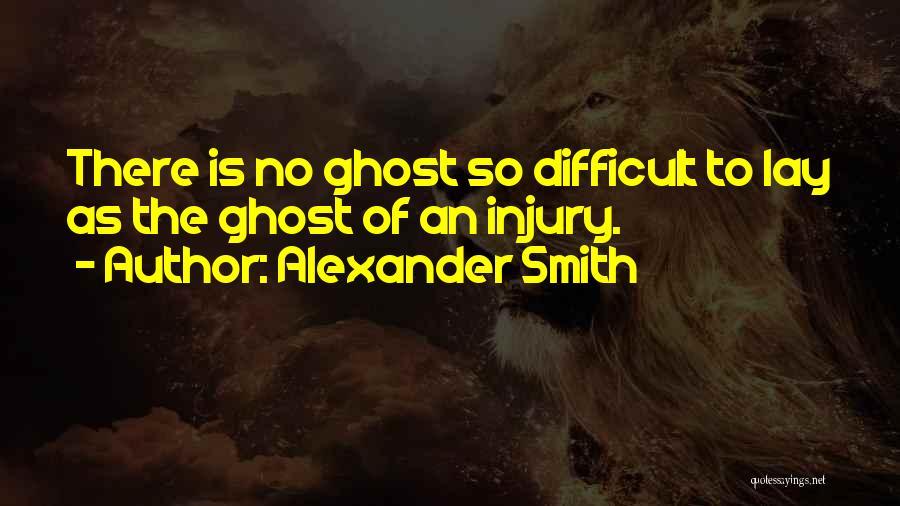 Alexander Smith Quotes 955954