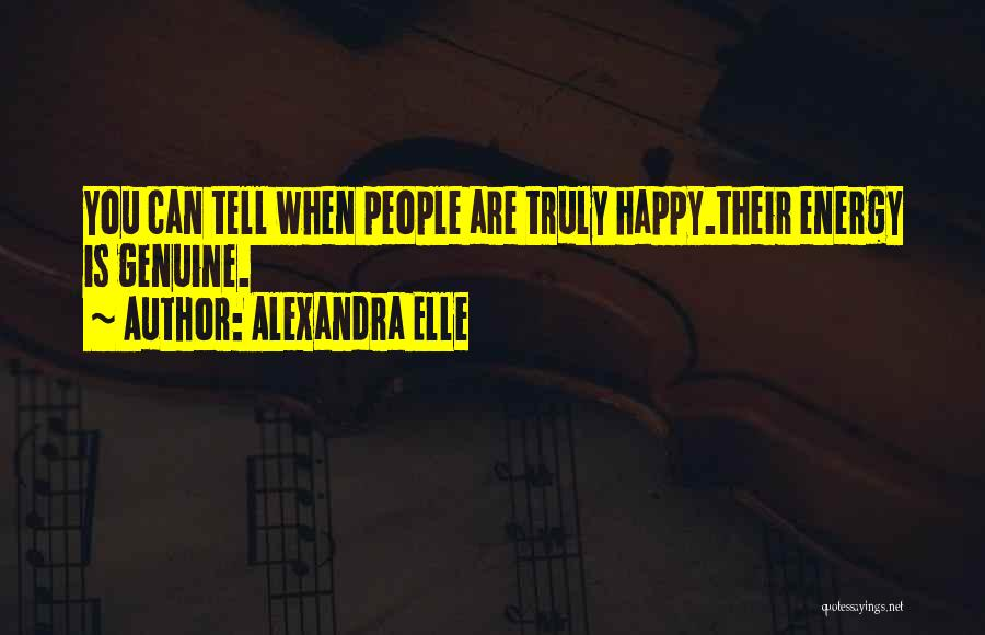 Alexandra Elle Quotes 1130737