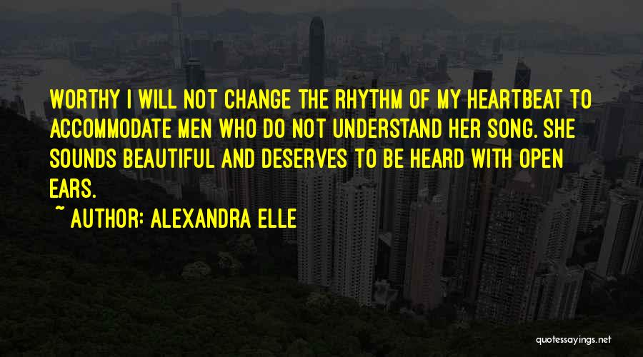 Alexandra Elle Quotes 1371325