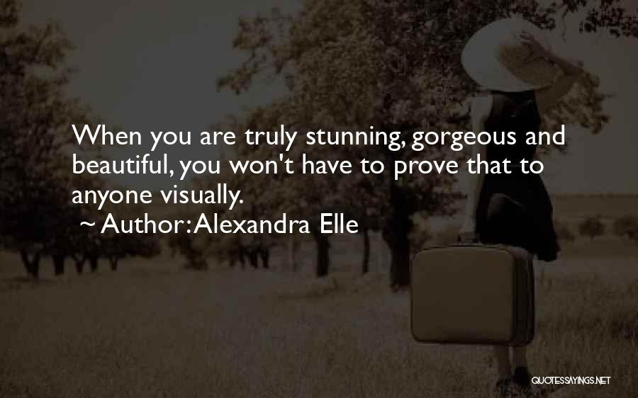 Alexandra Elle Quotes 1626792