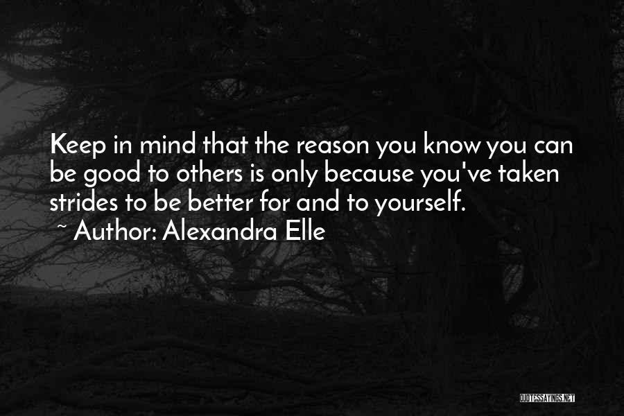 Alexandra Elle Quotes 1854240