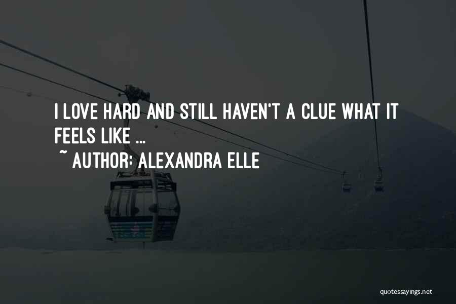 Alexandra Elle Quotes 1940186