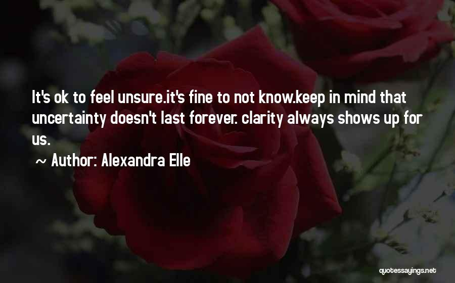 Alexandra Elle Quotes 1944512
