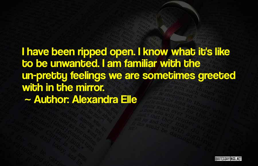 Alexandra Elle Quotes 1974191