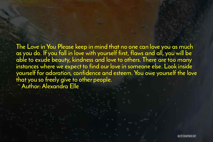 Alexandra Elle Quotes 200861