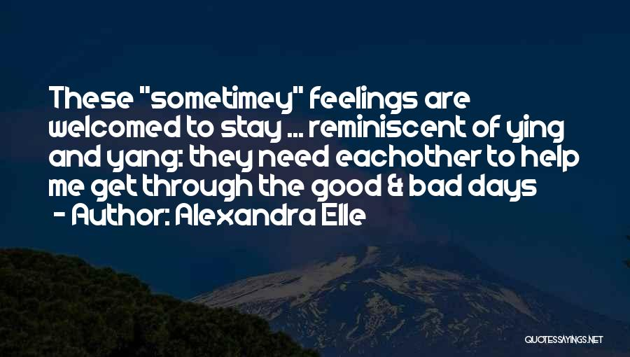 Alexandra Elle Quotes 2136770