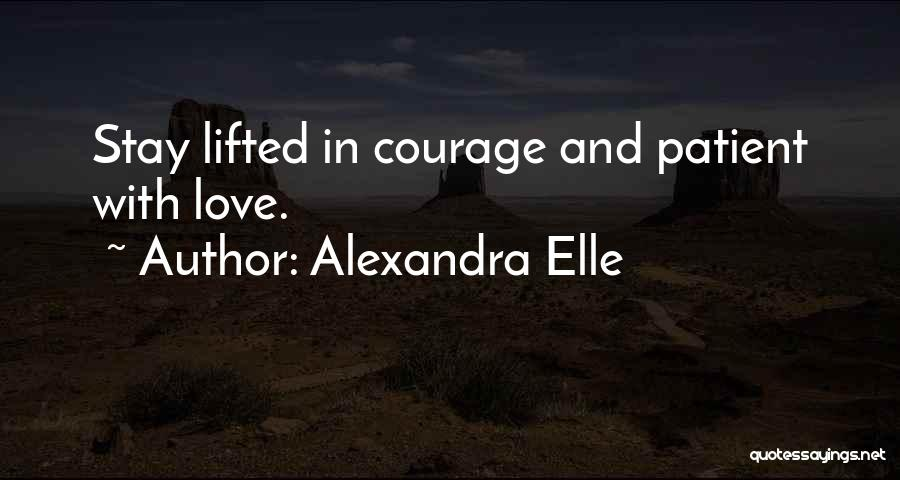 Alexandra Elle Quotes 2207696