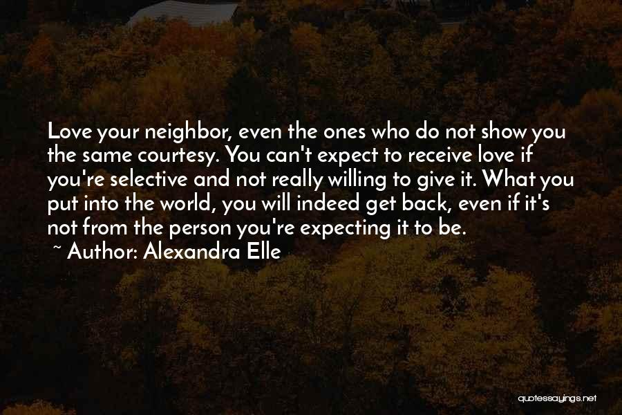 Alexandra Elle Quotes 247700