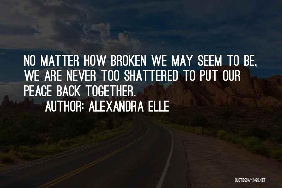 Alexandra Elle Quotes 284730