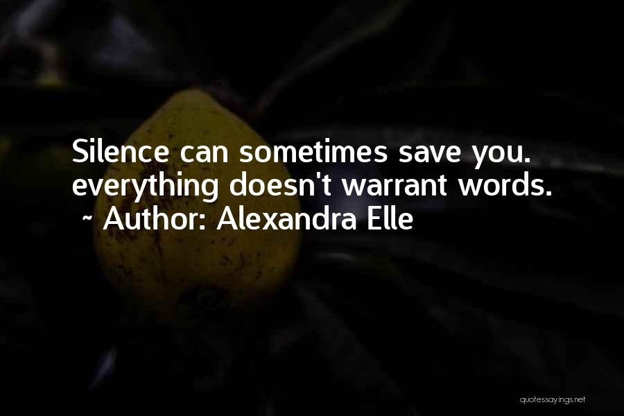Alexandra Elle Quotes 526264