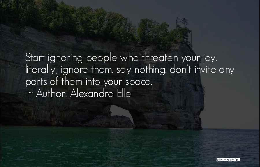 Alexandra Elle Quotes 816518