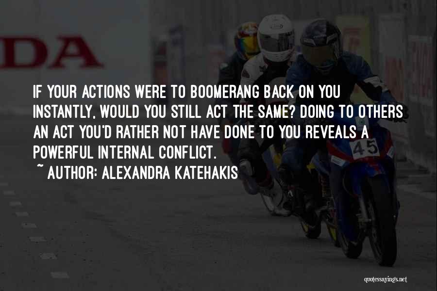 Alexandra Katehakis Quotes 124387