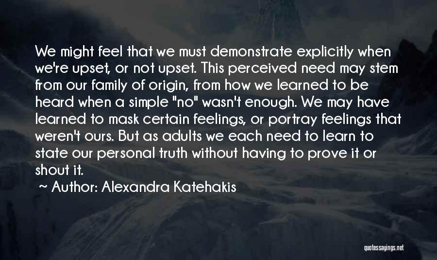 Alexandra Katehakis Quotes 1415765