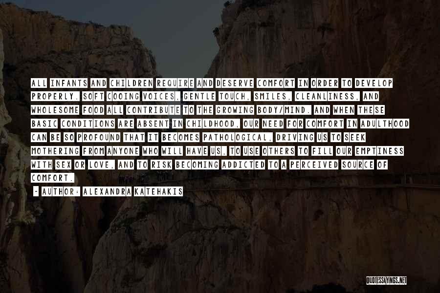 Alexandra Katehakis Quotes 806197