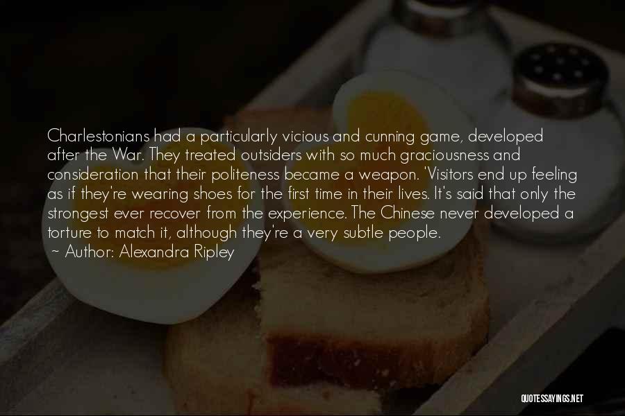 Alexandra Ripley Quotes 1483501