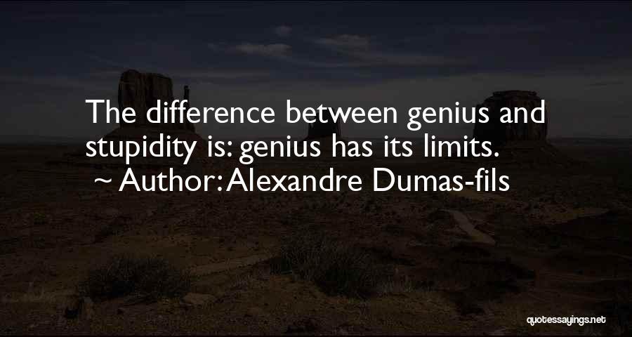 Alexandre Dumas-fils Quotes 281519