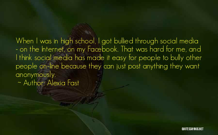 Alexia Fast Quotes 1312838