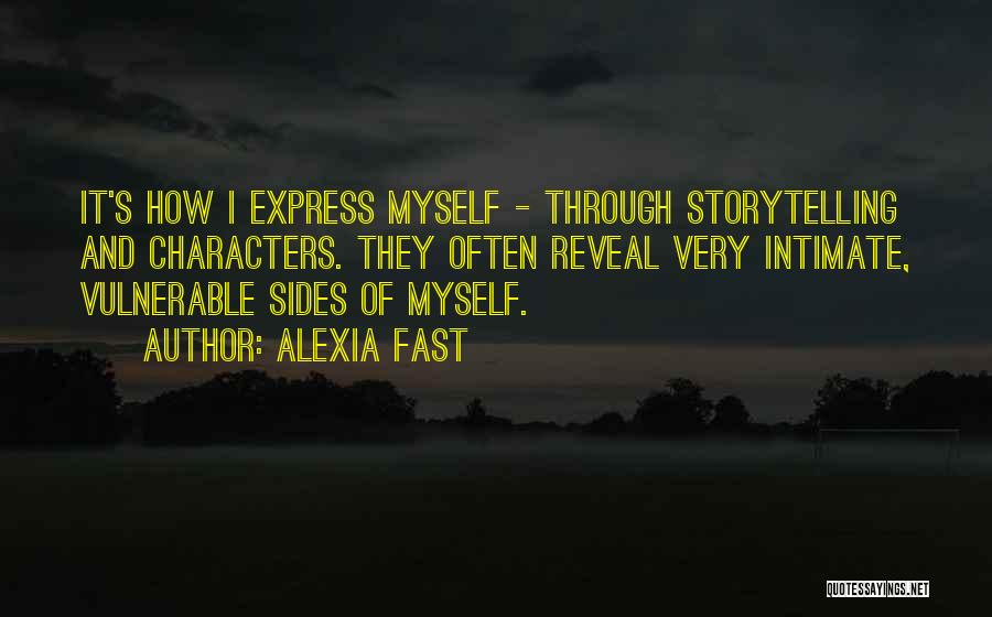 Alexia Fast Quotes 2137434