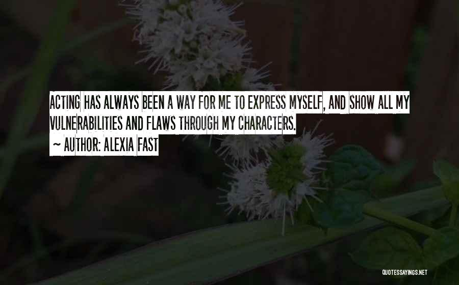 Alexia Fast Quotes 2242205