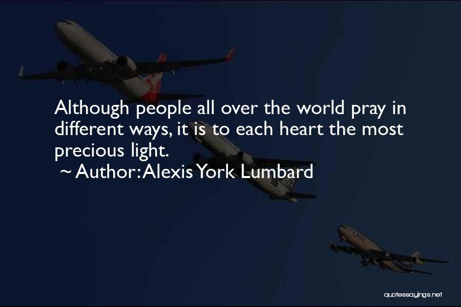 Alexis York Lumbard Quotes 1941322