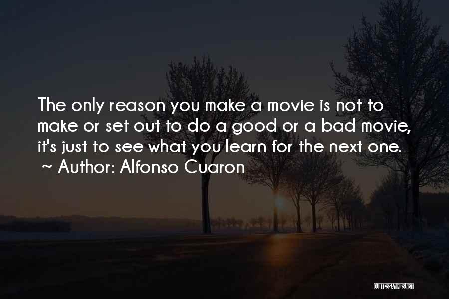 Alfonso Cuaron Quotes 1319605